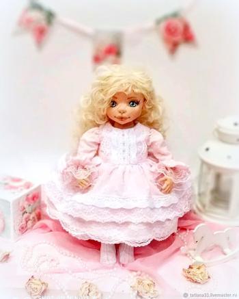 Забавные куклы и игрушки от Татьяны Корчиков