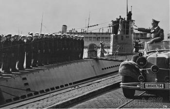 «Золотая» тайна затонувшей нацистской субмарины