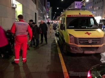 Стокгольм сказал официальное «спасибо» российской неотложке