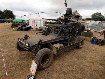 8 лучших военных автомобилей