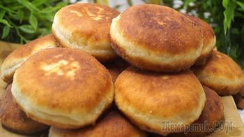 Невероятно вкусные Пышки к завтраку! Устоять невозможно!