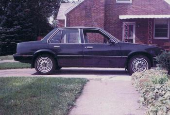 Chevrolet Cavalier (General Motors): описание, технические характеристики, отзывы