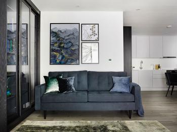 Стильная квартира в Лондоне