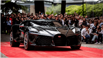 Современный самый дорогой автомобиль в мире