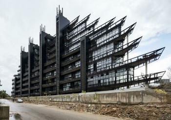 Самые необычные здания со всего света