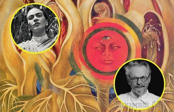 Фрида Кало и Лев Троцкий: Почему последнюю любовь опального революционера обвиняли в его гибели