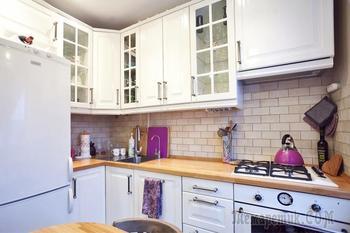 Как обустроить кухню площадью 6 кв. метров