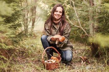 Осенние грибы и риски «тихой охоты»