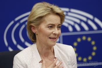 «Будут строгие санкции»: кто вы, фрау фон дер Ляйен?