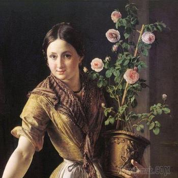 Розы в творчестве некоторых отечественных художников