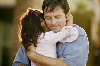 Никогда не уходите из дома, не попрощавшись с ребенком