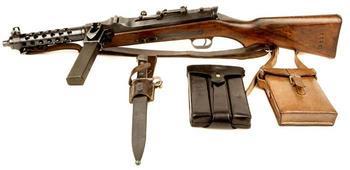Steyr-Solothurn S1-100, пистолет-пулемёт, опередивший своё время