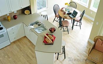 5 приемов обустройства маленькой кухни, которые превратят ее в функциональную зону