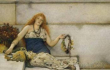 5 роковых древнегреческих красавиц: почему почти всё интересное о них — выдумка