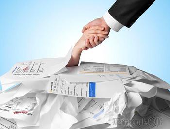 Списание дебиторской задолженности в налоговом учете: порядок списания, правильность оформления и примеры с образцами