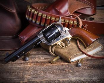 Револьверы Дикого Запада