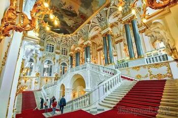 10 резиденций российских императоров, чье великолепие захватывает дух