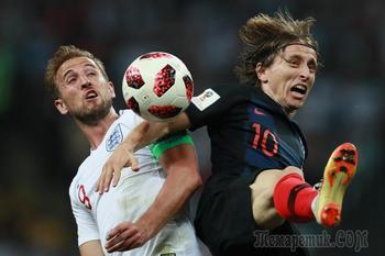 «Психологически было легче играть с Англией, чем с Россией»