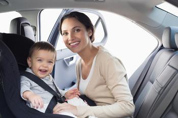Ребенок боится ездить в машине: 3 способа побороть страх