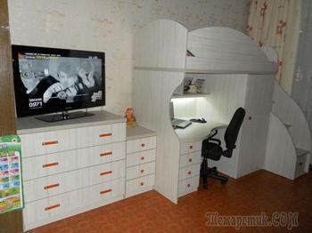 Сборка мебели своими руками. Павел Сусоев