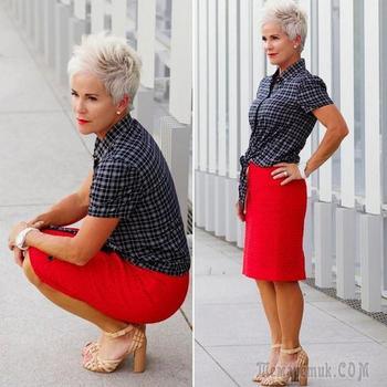11 стильных советов, которые позволят выглядеть дамам постарше гораздо свежее