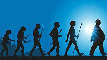 Уменьшение объёма головного мозга и другие эволюционные особенности нашего времени