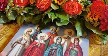Мироносицы: остаться верными в день позорной смерти