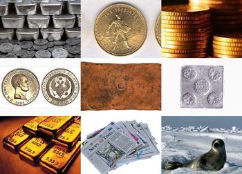 10 фактов про деньги