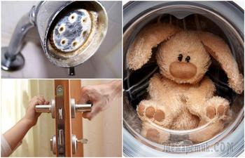 15 «проблемных» мест, о которых часто забывают во время уборки