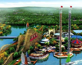 5 самых атмосферных тематических парков развлечений, откуда не вытащишь и взрослых
