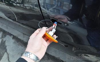 5 лайфхаков: как попасть в свою машину без ключей