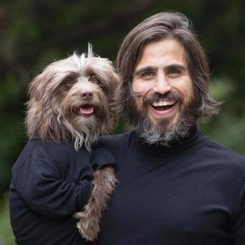 Пёс похож на хозяина. Приколы про собак и людей