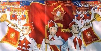 Учись как Ленин, помогай младшим!