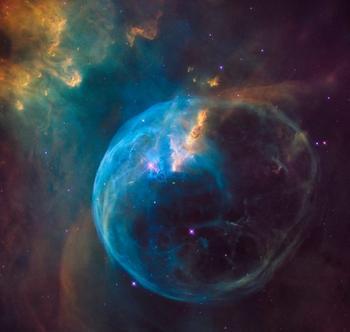 20 потрясающих фотографий нашей Вселенной