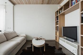 Квартира и рабочий кабинет для московских архитекторов