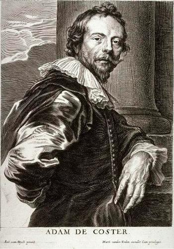 Мехеленский изобразитель ночей Адам де Костер