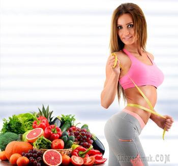 Здоровые привычки: как питаться чтобы похудеть?