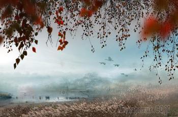 Осенние сны (Cтих)