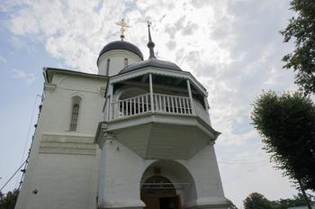 Успенский собор на Городке - описание, история, интересные факты и отзывы