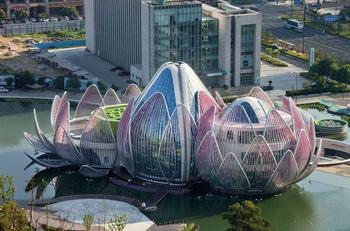 29 мировых архитектурных шедевров, которые ночью выглядят просто гипнотически