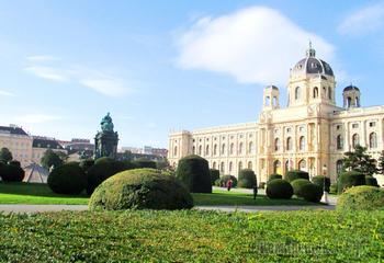 Форточка в Европу. Часть 2.  Величественная Вена.