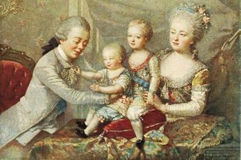 Инструкции Екатерины II по воспитанию внуков