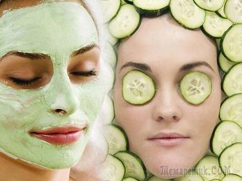 Питательная маска в домашних условиях для лица
