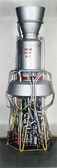 Ядерный ракетный двигатель РД0410, смелая разработка без перспектив