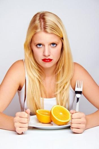 3 признака вредной диеты