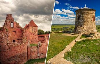 Древние замки на территории России, о которых не рассказывают путеводители