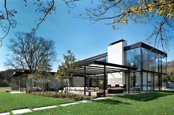 Изумительный современный дом в Нэшвилле