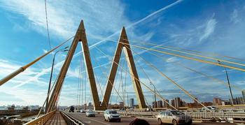 11 мостов России, которые вполне заслуживают того, чтобы их узнавали на фотокарточках