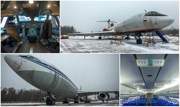 Легенды советского авиастроения Ту-154 и Ил-86
