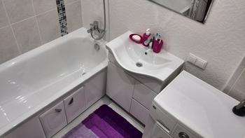 """Ванная: """"Трех видов плитки от разных производителей уж точно ни у кого нет!"""""""